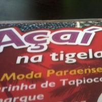 Photo taken at Cafetaria & Tapiocaria Tapioca's by Bruninho S. on 7/22/2013