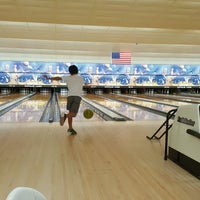 Photo taken at Buffaloe Lanes North Bowling Center by Jorge N. on 8/24/2016