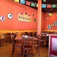 Photo taken at Mexicali Grill & Cantina by Aaron P. on 9/21/2013