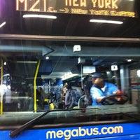 Photo taken at WMATA Bus Stop #1001070 (D3, D8, X1, 80) by Urmila S. on 9/30/2012