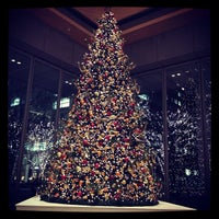 Photo taken at Marunouchi Building by Mariko on 12/19/2012
