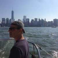 Photo taken at True North Sailing School by Zeb H. on 9/8/2013