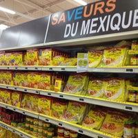 Photo taken at Auchan by Rafa T. on 1/14/2013