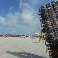 Photo taken at Praia de Salinas by Pedro M. on 12/29/2012