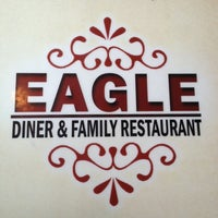 Photo taken at Eagle Diner by Paul N. on 11/2/2012