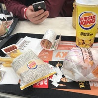 Photo taken at Burger King by Taisia P. on 4/30/2017