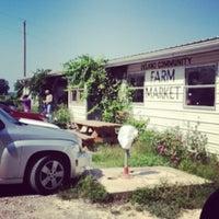 Photo taken at Delano Community Farm Market by Klancey P. on 8/24/2013