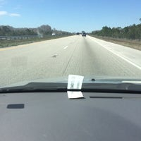 Photo taken at Florida's Turnpike by Victoria C. on 2/15/2014
