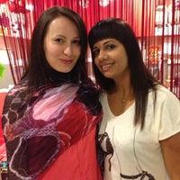 Photo taken at Neo Image Hair Studio by Sarah K. on 7/23/2013