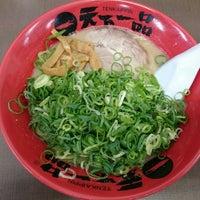 Photo taken at Tenkaippin by Takashi O. on 7/23/2016