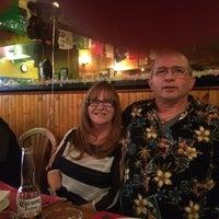 Photo taken at Tony's Pizza by Adela W. on 4/12/2014
