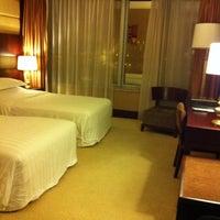 Photo taken at Grand Waldo Macau 金都酒店 by eyna h. on 11/13/2012