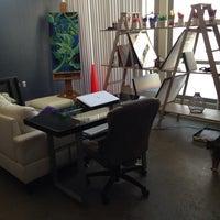 Photo taken at Foreverbird Studio by Mitra C. on 3/18/2014