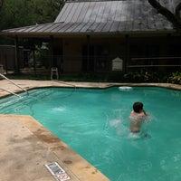 Photo taken at Cenizo Pool by April T. on 7/26/2013