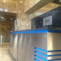 Photo taken at IBM by Nicolás C. on 1/11/2013