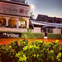 Photo taken at Tennis Club Avino by Domenico C. on 8/8/2013