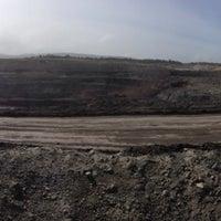 Photo taken at Mina Invierno, Isla Riesco by Brien P. on 11/12/2014