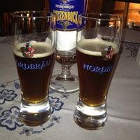 Photo taken at Brauereischenke Kastaniengarten by Eva-Maria H. on 5/12/2013