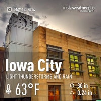 Photo taken at Iowa City Public Library by Gregory J. on 5/12/2014