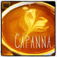 Photo taken at Capanna Coffee by Gregory J. on 12/2/2012
