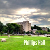 Photo taken at Phillips Hall by Gregory J. on 8/16/2013