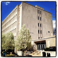 Photo taken at Phillips Hall by Gregory J. on 5/19/2013