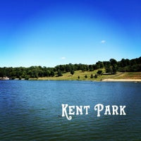 Photo taken at F.W. Kent County Park by Gregory J. on 9/4/2013