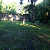 Photo taken at Tabby Sugar Works Ruins by Barbara S. on 8/4/2013