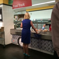Photo taken at Dirksen Cafeteria by Laura C. on 7/14/2014
