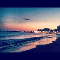 Foto tomada en Playa Pocitos por Lina C. el 12/4/2012