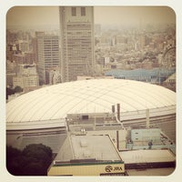 Photo taken at 天鴻餃子房 飯田橋店 by akihiko k. on 6/19/2013