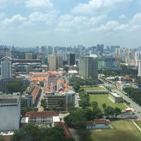 Photo taken at Suntec Tower Two by Kane S. on 2/27/2015