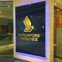 Photo taken at Singapore Airlines Service Centre by Kane S. on 3/17/2017