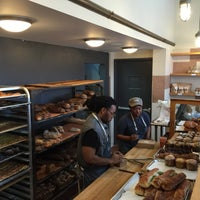 Photo taken at Sullivan Street Bakery by Javier C. on 9/10/2015
