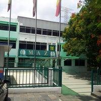 Photo taken at Maz International School by Swiss T. on 4/29/2014