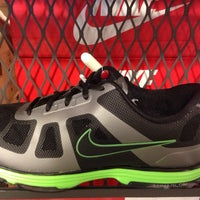 Photo taken at Nike by Rochelle K. on 3/10/2014