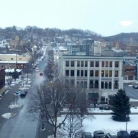 Photo taken at Hilton Garden Inn by Mary V. on 1/24/2014