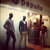 Photo taken at Pepuño Store by Mechy C. on 1/2/2014