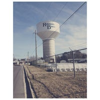 Photo taken at Rehoboth Beach Water Tower Rt 1 by 🍰Cupcake ™. on 3/10/2013