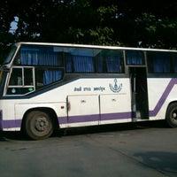 Photo taken at ท่ารถเมล์ขาว by เด็กชายหนุ่ม ศ. on 12/20/2012