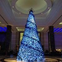Photo taken at Radisson Blu Hotel Cebu by Tina C. on 11/30/2012