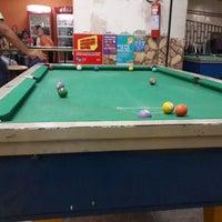 Photo taken at Snooker Bar by Matheus D. on 9/6/2014