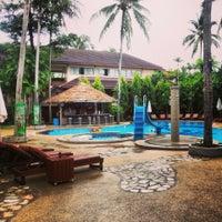 Photo taken at Coconut Village Resort Phuket by Maria Isabel V. on 4/16/2013