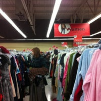 Photo taken at Value Village by Katherine C. on 1/19/2013