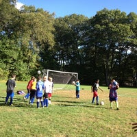 Photo taken at Cole Center Soccer Fields South by Eric A. on 9/26/2013