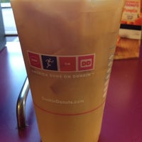 Photo taken at Dunkin' Donuts by Eric A. on 10/16/2012