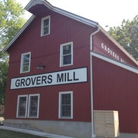 Photo taken at Grovers Mill by Eric A. on 8/20/2013