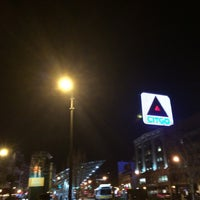 Photo taken at Kenmore Square by Eric A. on 12/23/2016