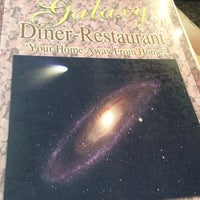 Photo taken at Galaxy Diner by Eric A. on 5/15/2014