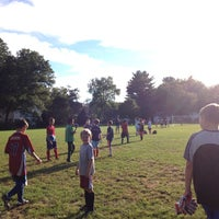 Photo taken at Cole Center Soccer Fields South by Eric A. on 9/15/2013